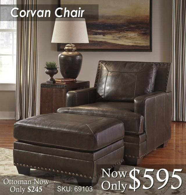 Corvan Chair