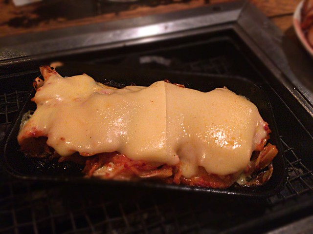 キムチチーズ