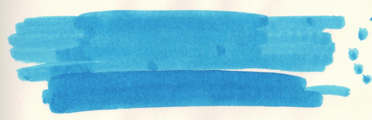Pilot Iroshizuku Kon-Peki (blue)
