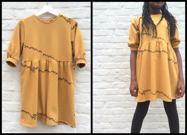 chatchocolat dress (collage)