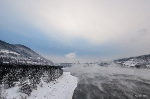 Krasnoyarsk Dam - Krasnoyarsk, Russia