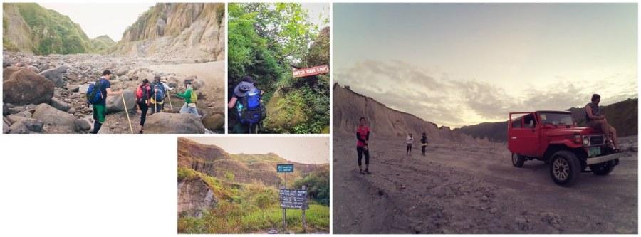road to pinatubo