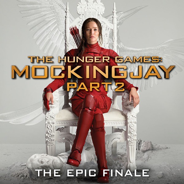 Hunger Games Mockingjay Pt 2