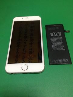 23_iPhone6のバッテリー交換