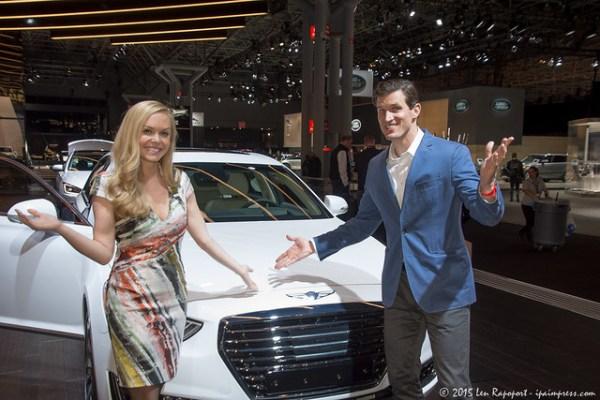 New York Auto Show 2016