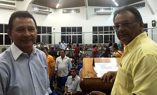 Advogado assume a vice-presidência do PR em Santarém