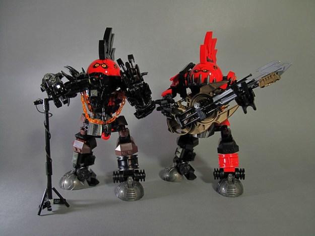 LEGO Punk BEAST