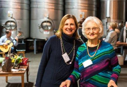 Maureen and Betty Ballentine