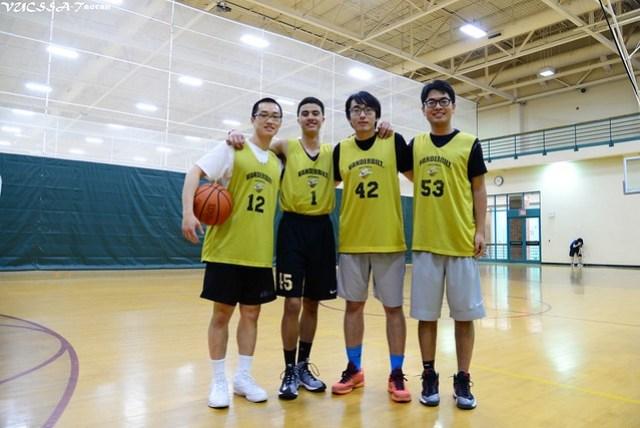 2016 VUCSSA 3V3 Basketball Championship