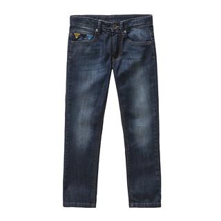 jeans con ricamo bambino Benetton Carnival Kids