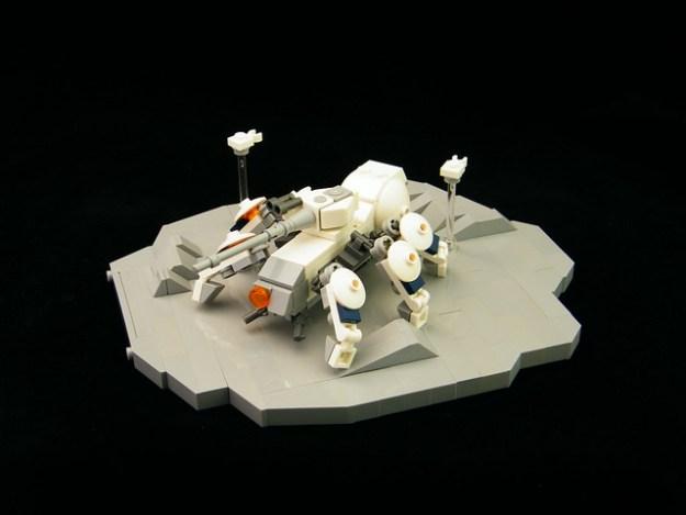 Micro Fallen Walker