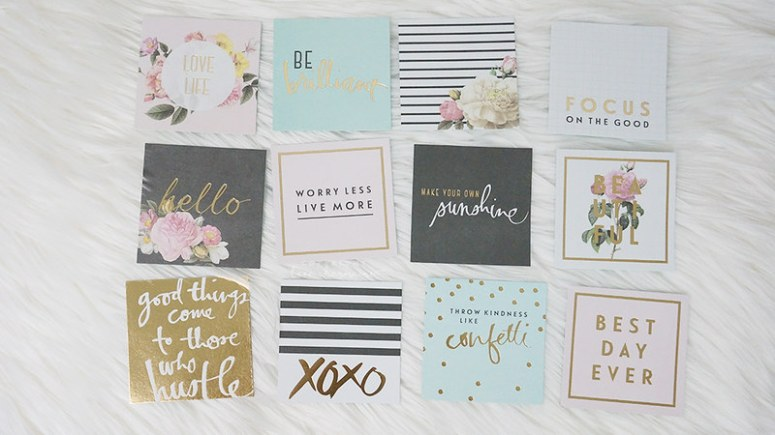 Planner Haul | LoveCharmaine.com