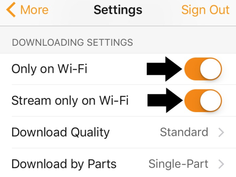How to listen to Audible Channels using your Audible app