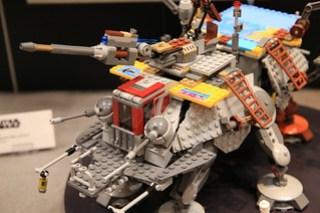 LEGO Star Wars 75157 Captain Rex's AT-TE Walker 4