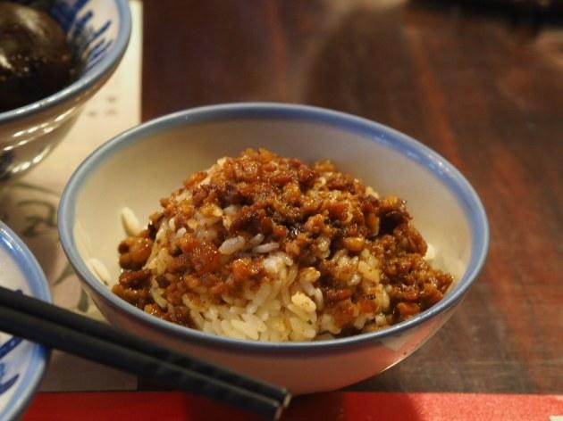度小月の魯肉飯