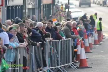 Ballaghaderreen St Patricks Day Parade 2016 (1)