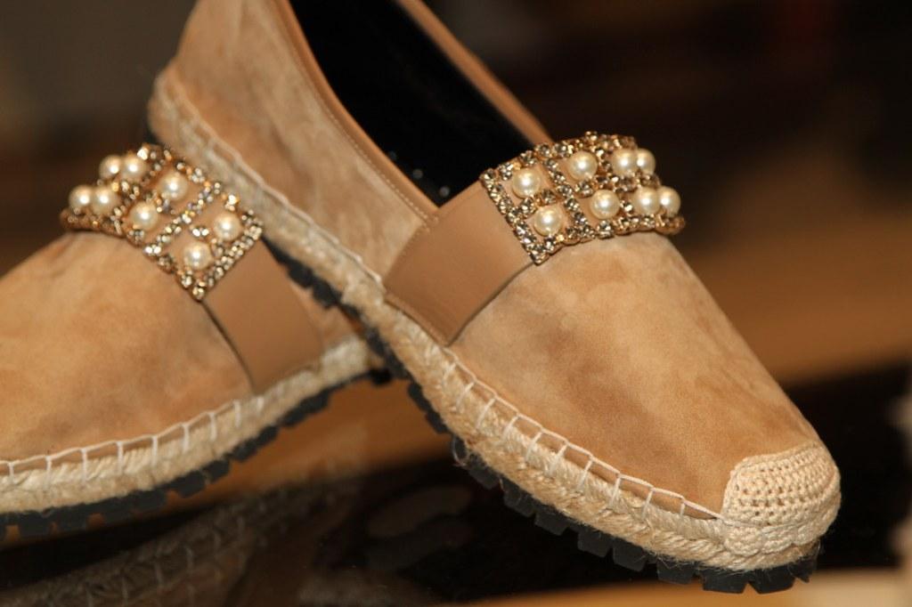 zapatos con swarovski