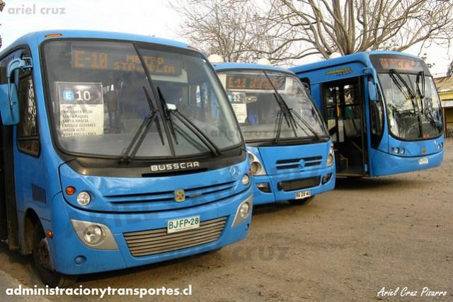 Transantiago - Unitran - E10 / E12 / E16