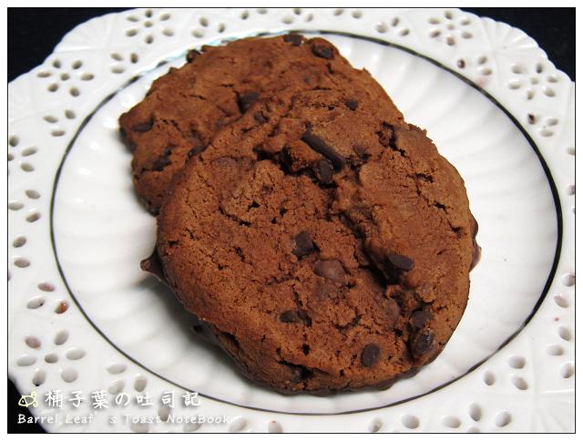 【Costco 好市多】Kirkland 科克蘭皇家厚片巧克力餅乾 — 好吃餅乾之一 | | Barrel Leaf 桶子葉的吐司記