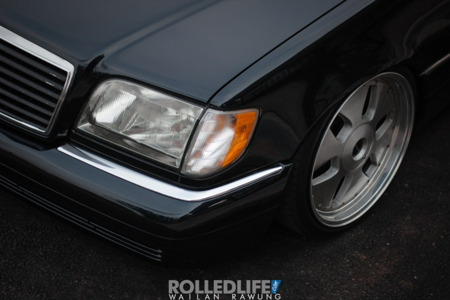 Mercedes Benz W140 S Class-13