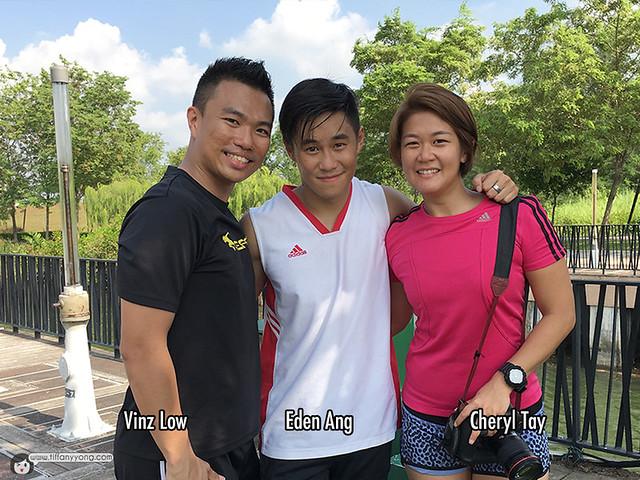 Zesty Kickz Ft Eden Ang Cheryl Tay