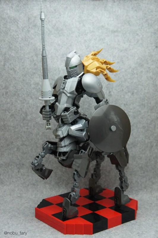 Centaur Knight - Chevalier centaure