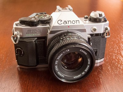 Canon AE-1 Program