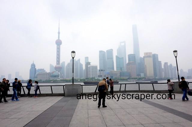 上海来たなあ