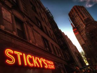 Sticky's