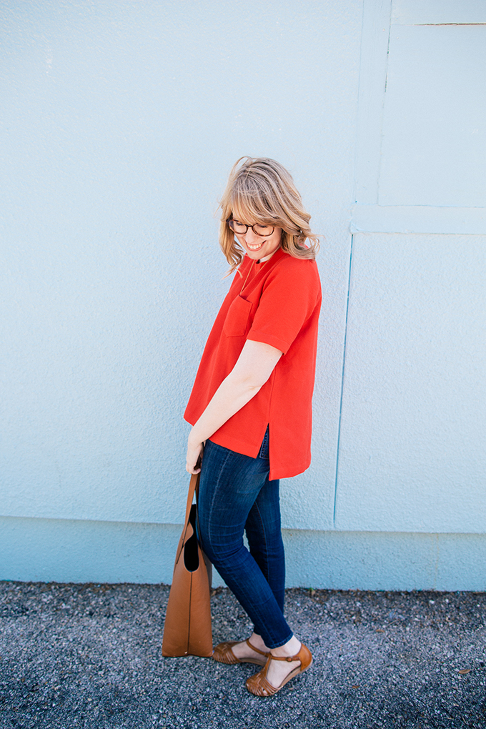 madewell industry top