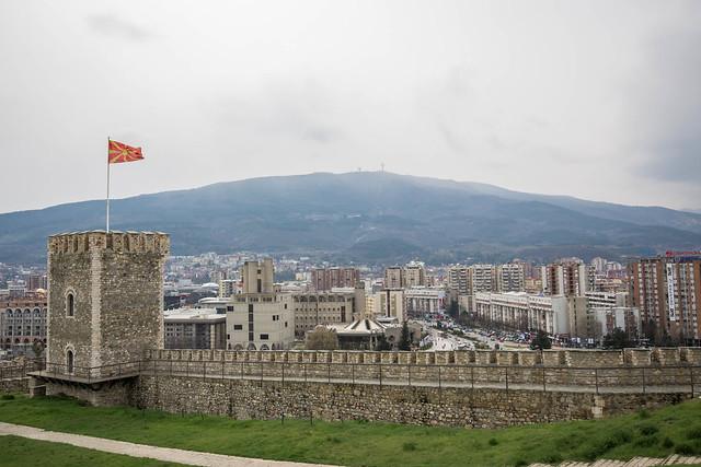 Skopje Fortress (aka Kale Fortress)