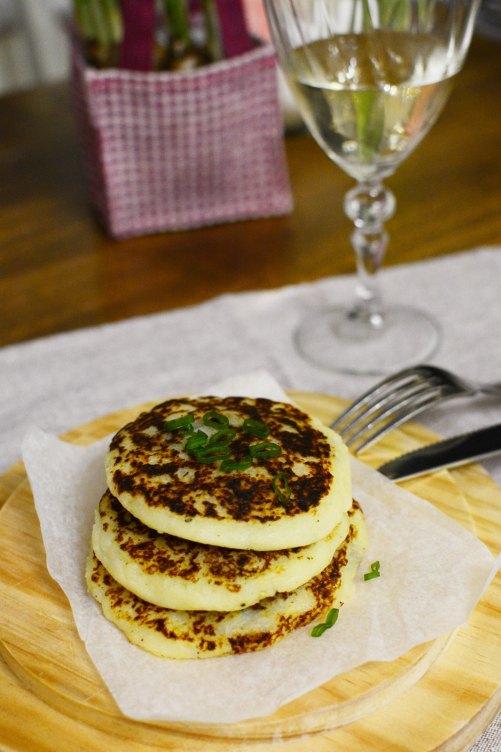 Potato-pancakes-mushroom-spinach-filling