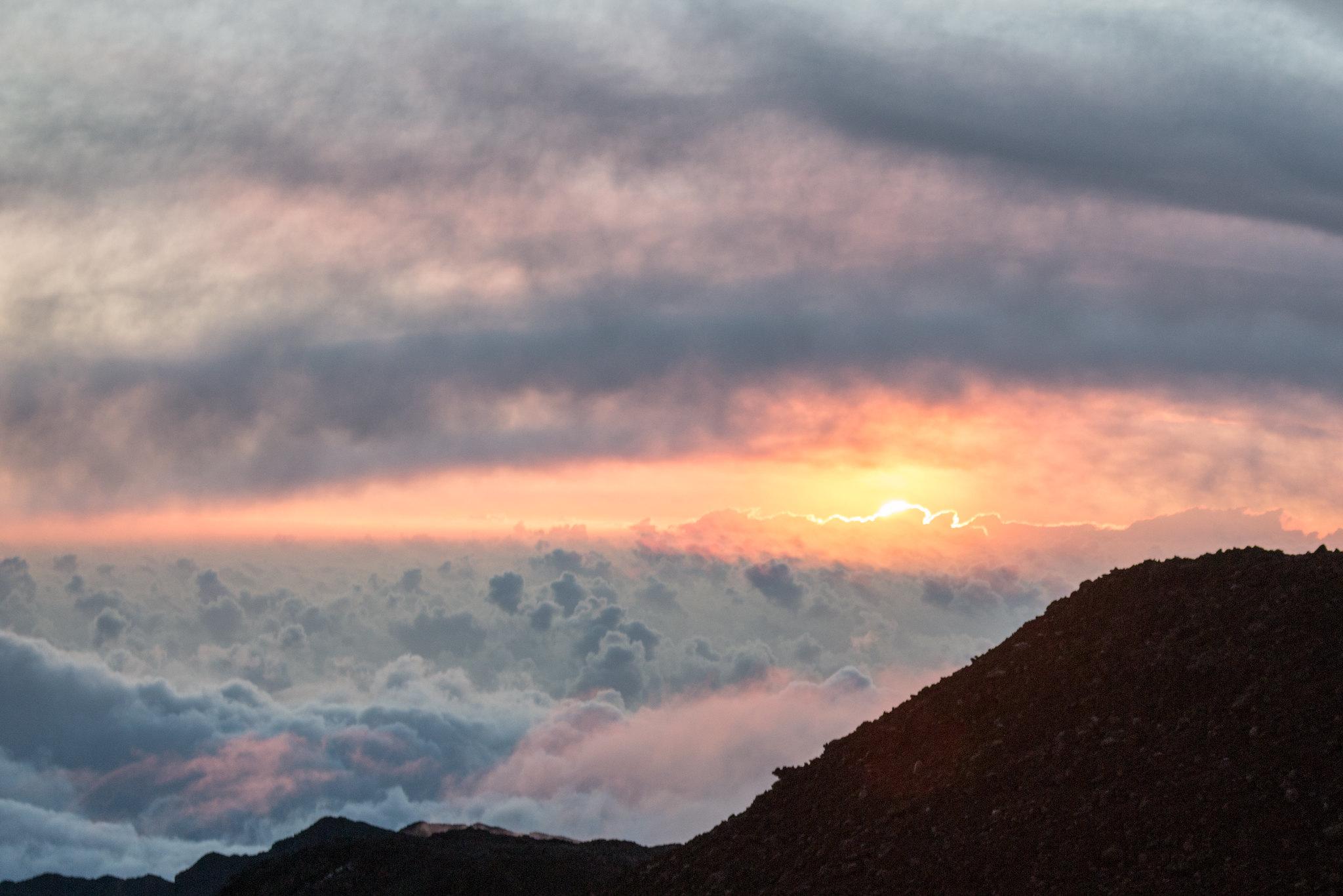 Sun Haleakala