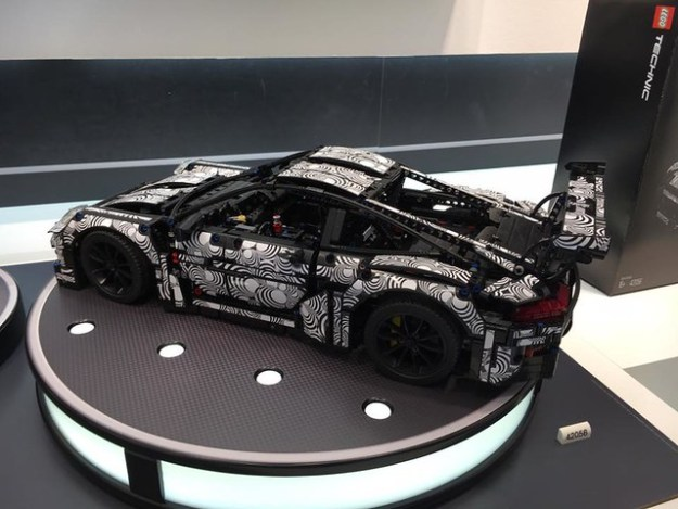LEGO Technic 42056 Porsche & other Technic sets revealed at ...