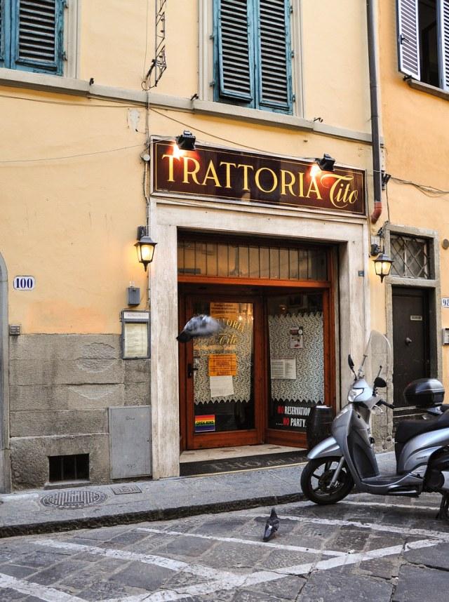 Trattoria Tito Firenze