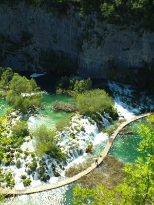 Plitvice Lakes National Park Croatia - the tea break project solo female travel blog