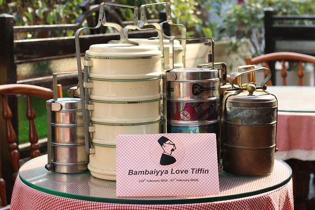 Bambaiyya Love Tiffin at SodaBottleOpenerWala-