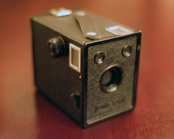 Ansco Box