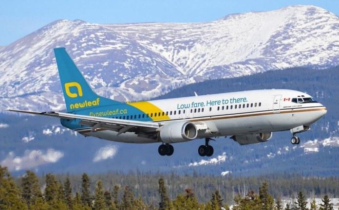 NewLeaf Travel Flights Start July 25