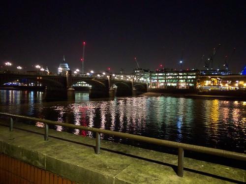 London with Nexus 5x
