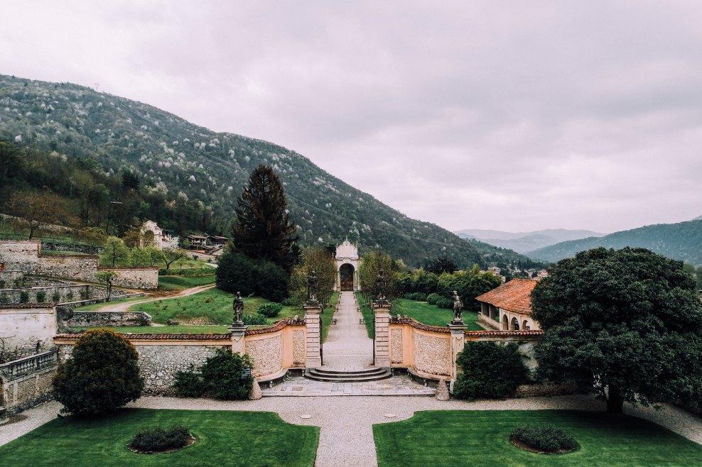Giardini di Villa della Porta Bozzolo