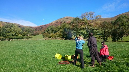 Clay Pigeon Shooting Hay on Wye Travel Activites Things To Do