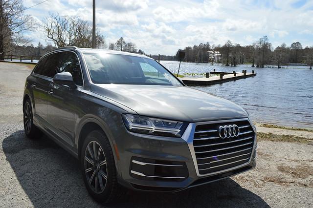 Audi Q My Adventure In Luxury - Audi tampa
