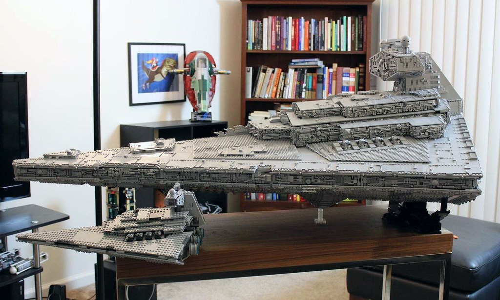 My LEGO Imperial Star Destroyer: the ISD Tyrant