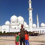 Viajefilos en la Gran Mezquita de Abu Dhabi 15