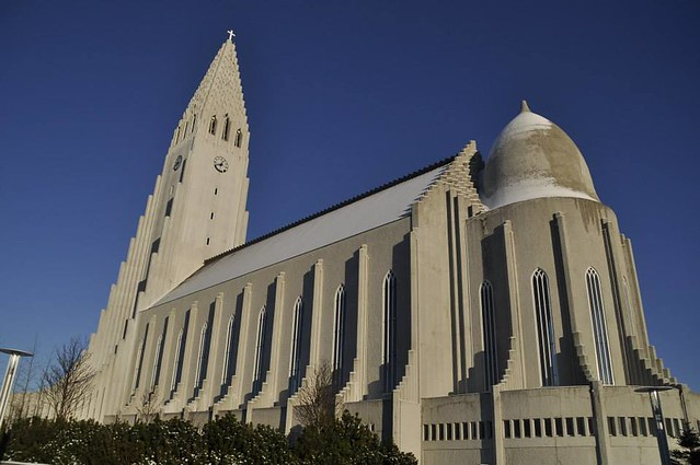 Top things to do in Iceland - Hallgrimskirkja Church