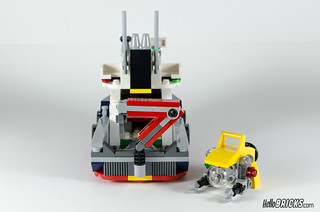 REVIEW LEGO Creator 31045 Ocean Explorer 14