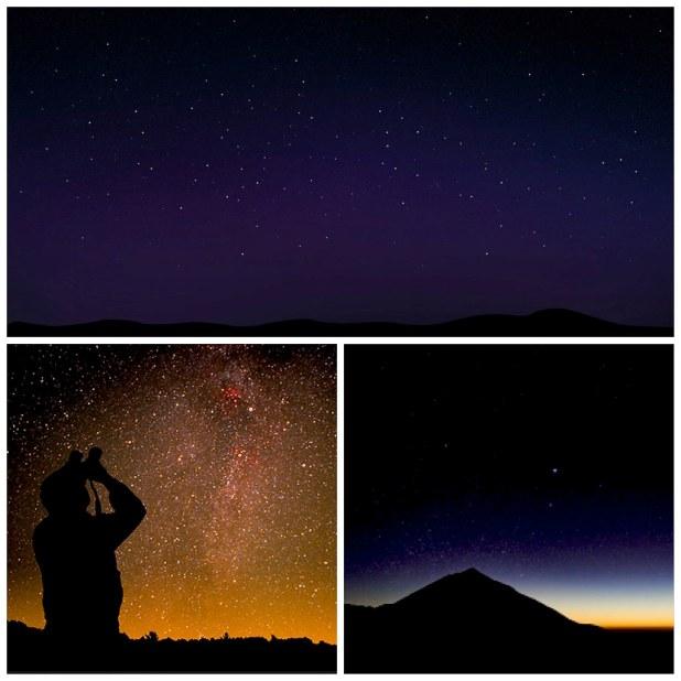 Observacion estrellas Tenerife