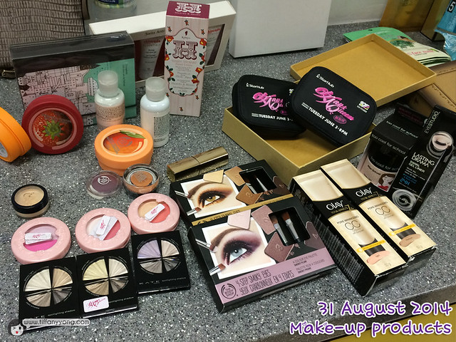The Body Shop Makeup Products