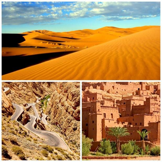 Tour desierto Marruecos
